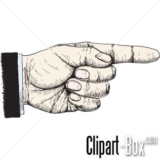 Clipart Pointing Finger Vector Free Vector Design Clip Art