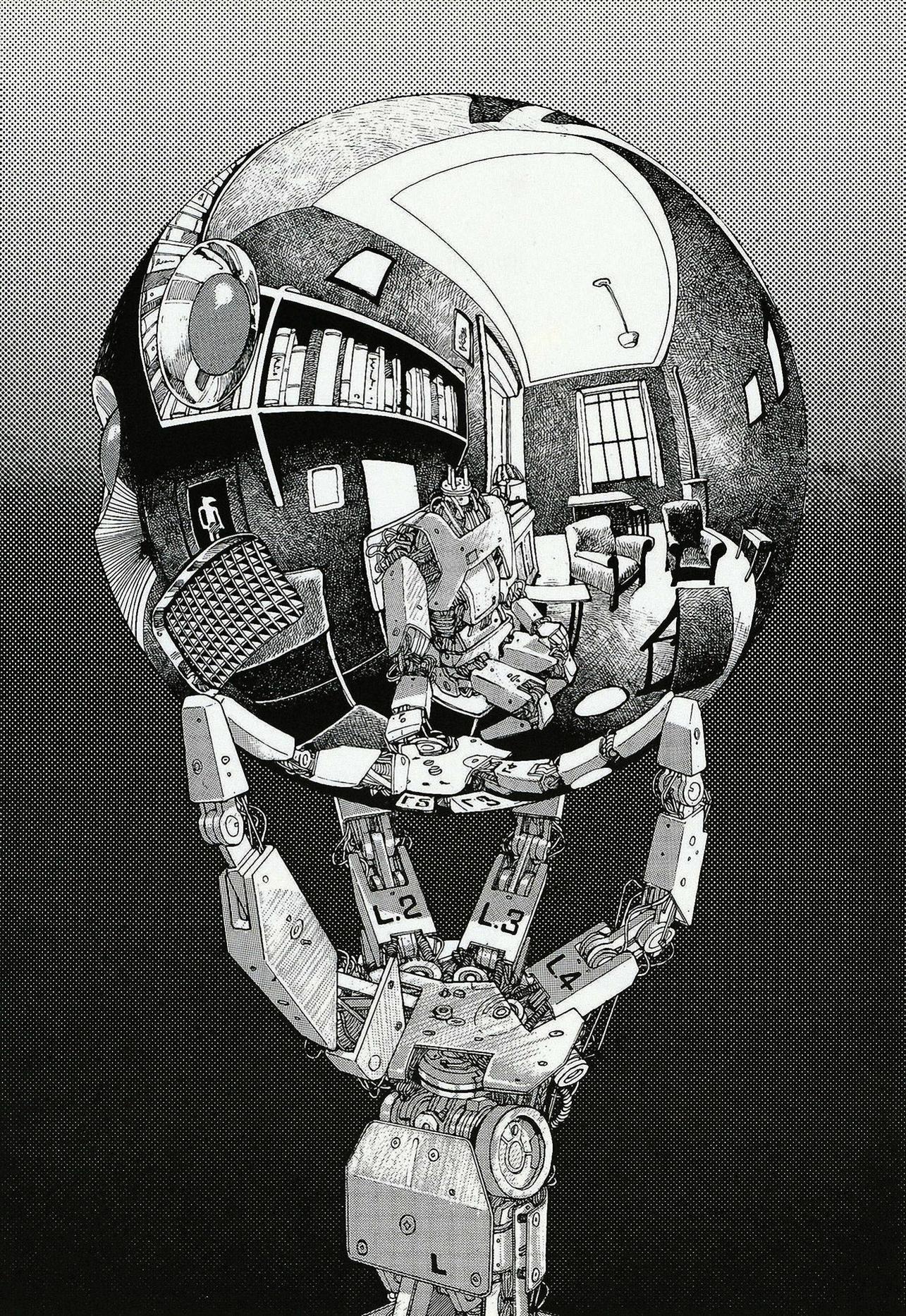 Mc escher, Kunst ideeën