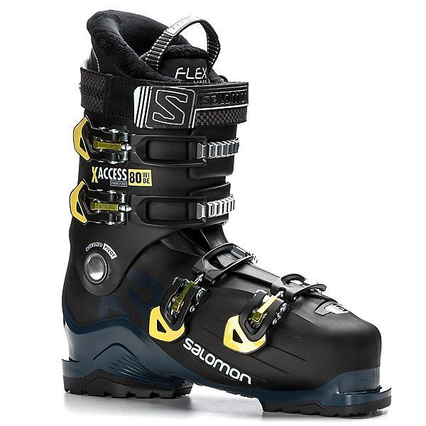 Salomon X Access 80 Wide Ski Boots | Ski boots, Boots, Skiing Kdxv8