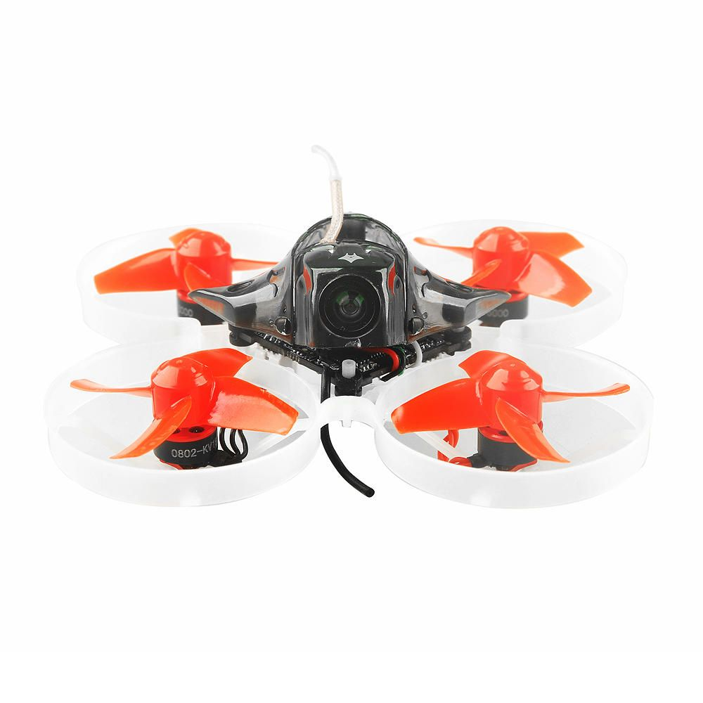 Happymodel Mobula7 V2 75mm Crazybee F4 Pro V2 2s Whoop Fpv Racing Drone W Upgrade Bb2 Esc 700tvl Bnf Rc Drones From Toys Hobbies And Robot On Banggood Com Fpv Drone Racing
