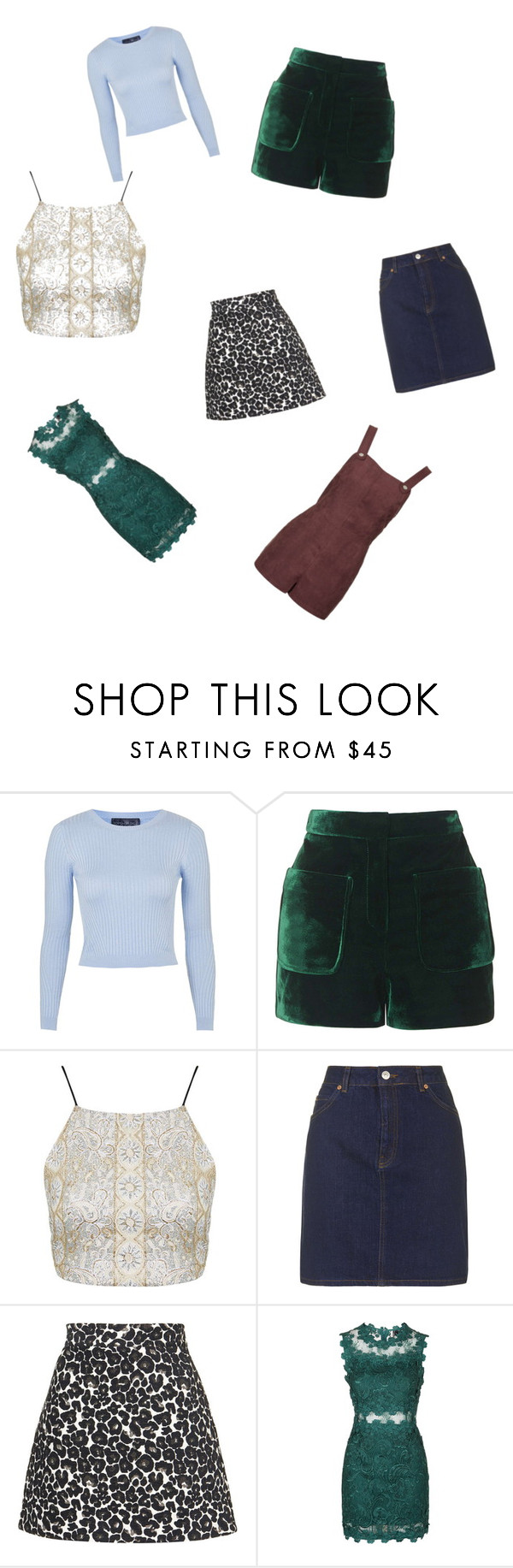 """"" by mygirlnirv124 on Polyvore featuring Topshop"