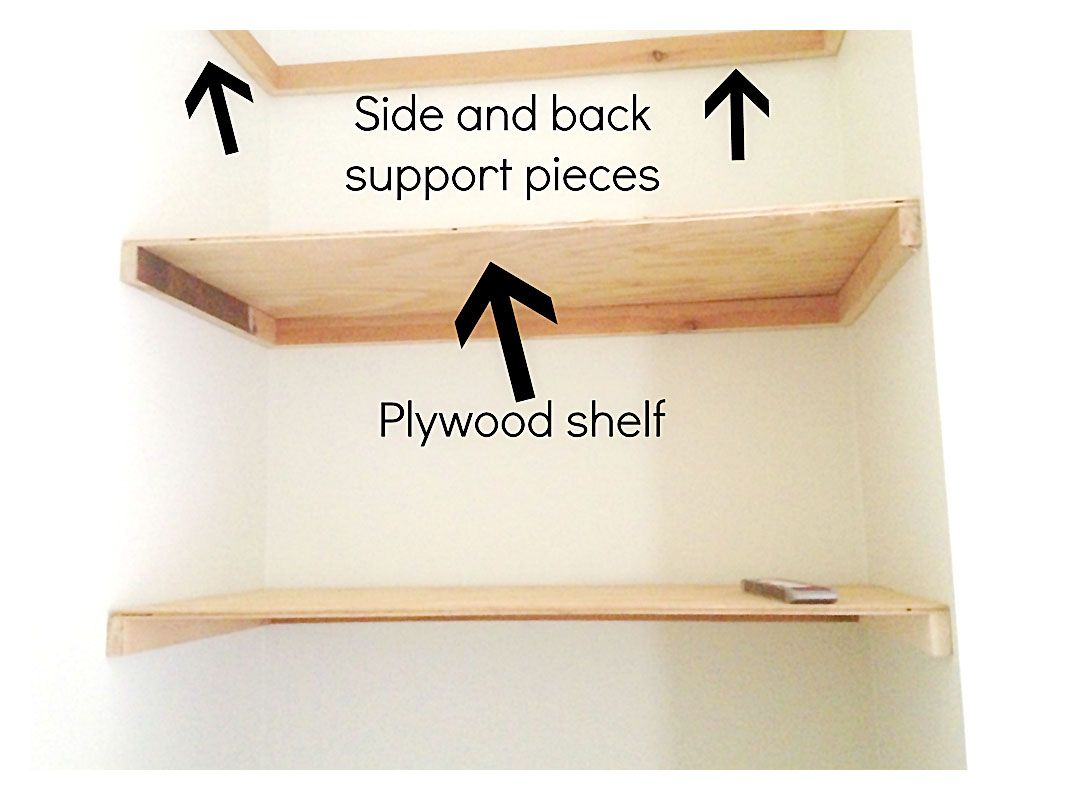 Awesome A Simple DIY Floating Shelves For Your Home , People Ask About The  DIY Project