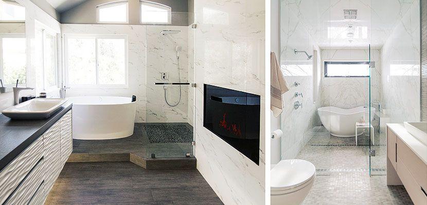 Imagenes de ba os con tina y ducha imagui ideas sta - Imagenes de banos con ducha ...