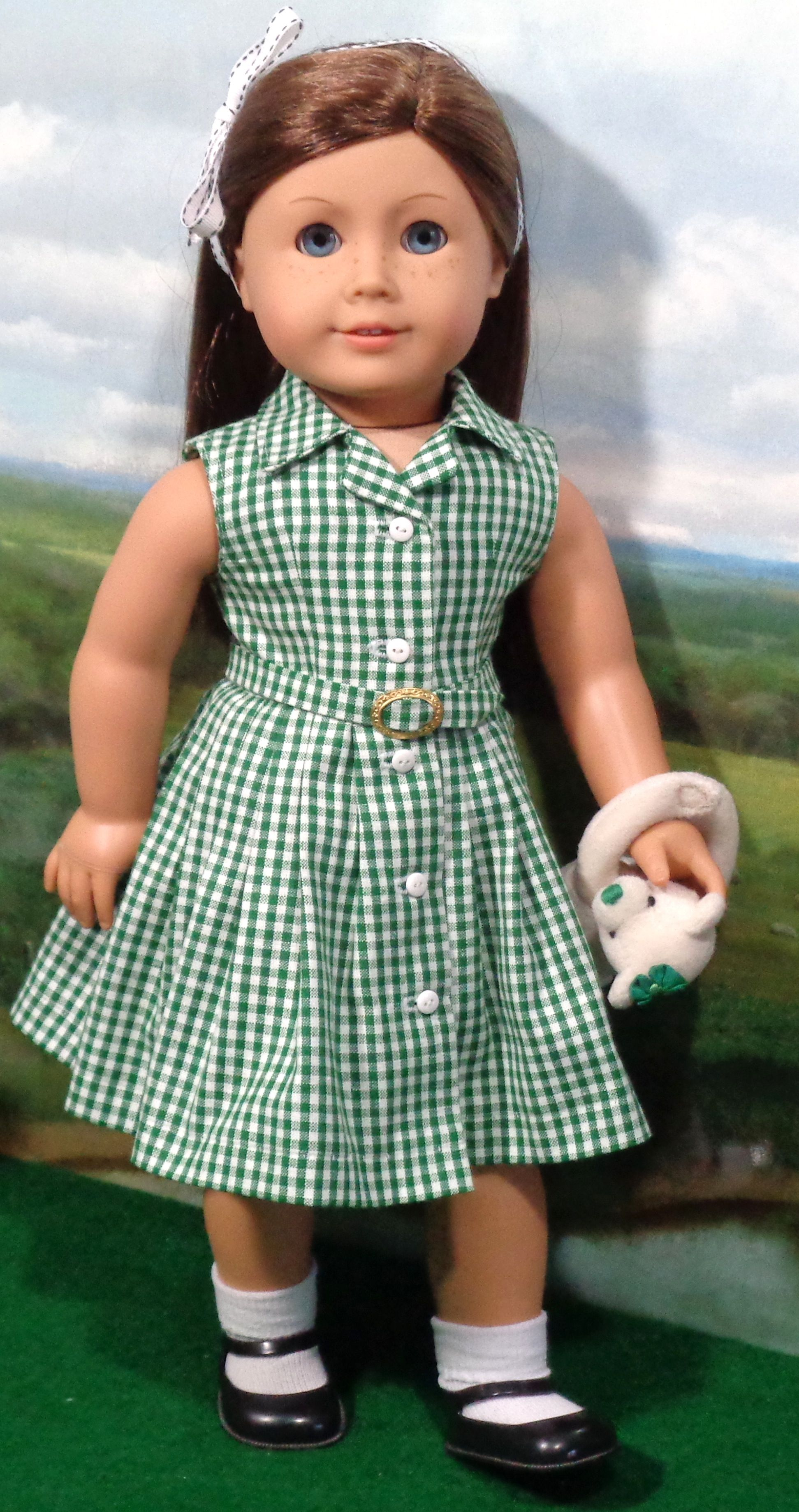 Little Known Ways to Make Doll Clothes Yourselves | AG dolls & stuff
