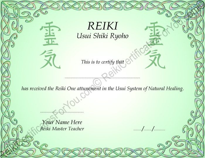 Celtic knotwork 2 reiki certificate template by reikicertificates celtic knotwork 2 reiki certificate template by reikicertificates yadclub Choice Image