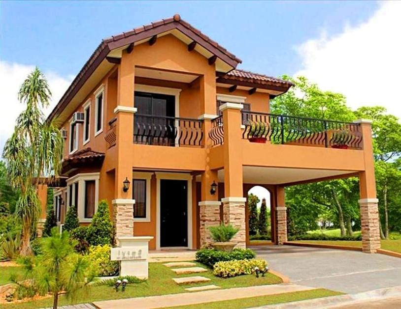 Bahay kubo different types kinds styles of houses in for Different house styles pictures