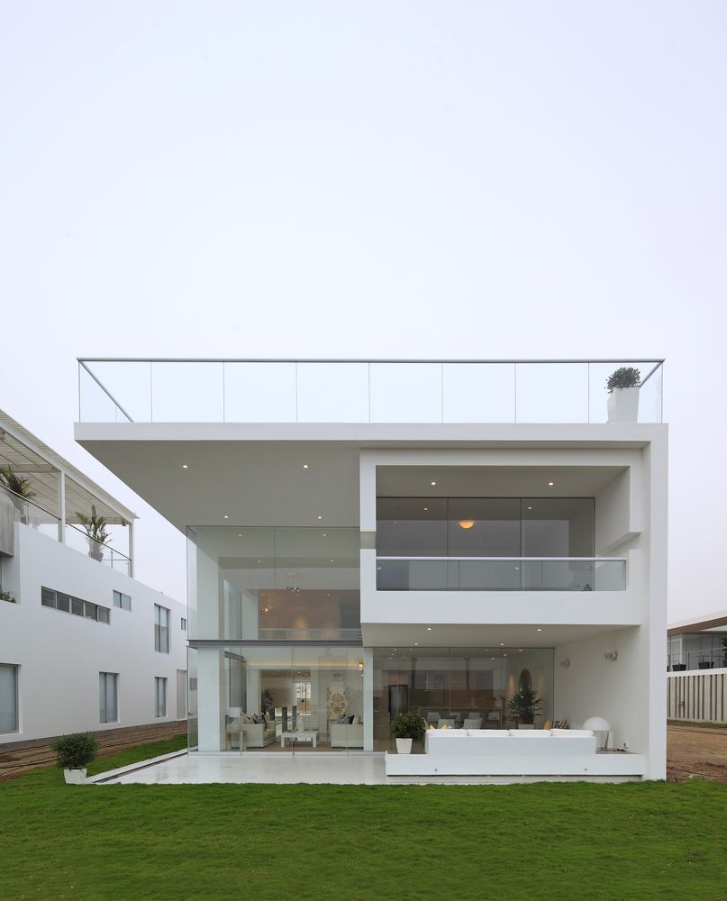 Gallery of MB House / Rubio Arquitectos - 12 | Architecture, Read ...