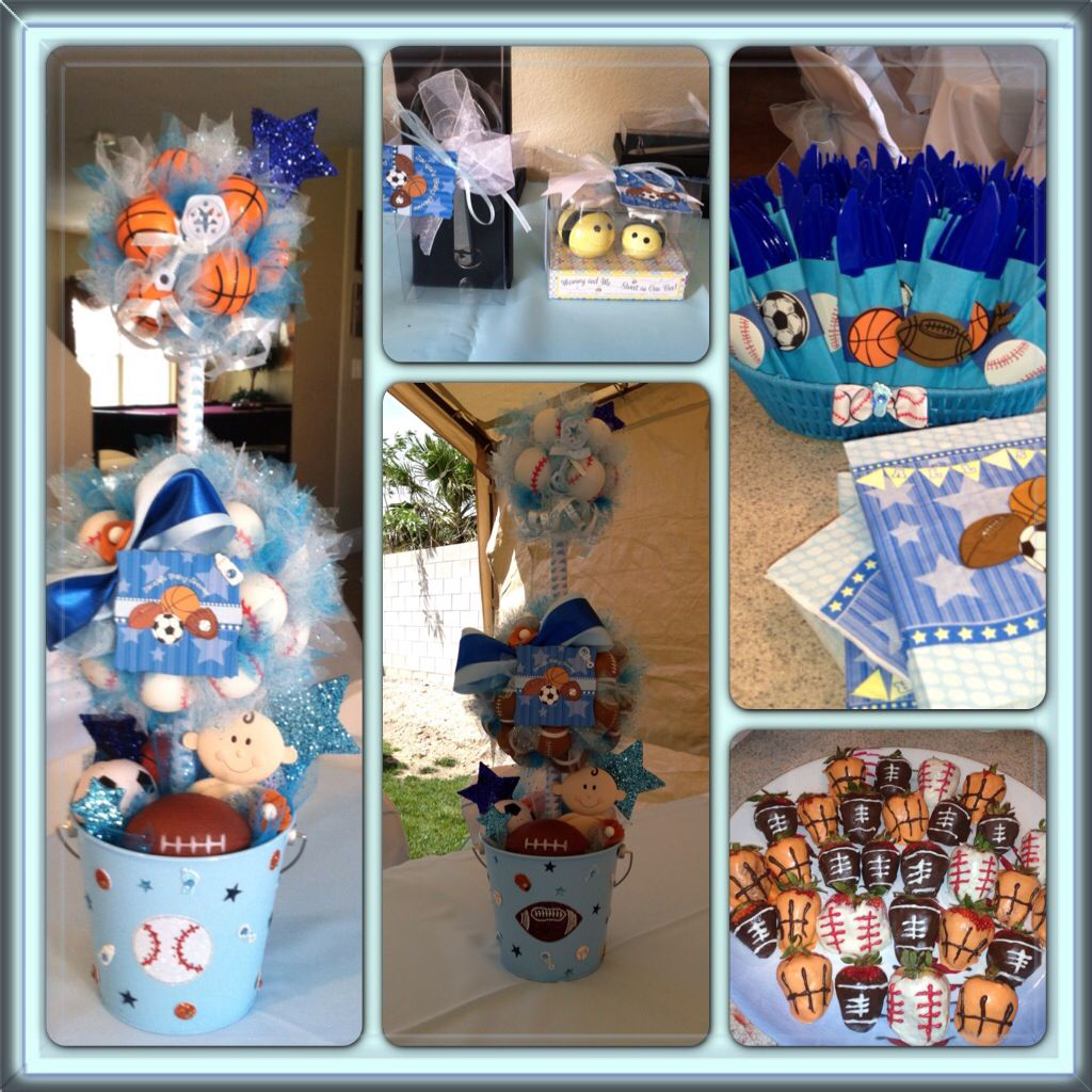 All Star Baby Shower Baby showers Pinterest Star baby showers
