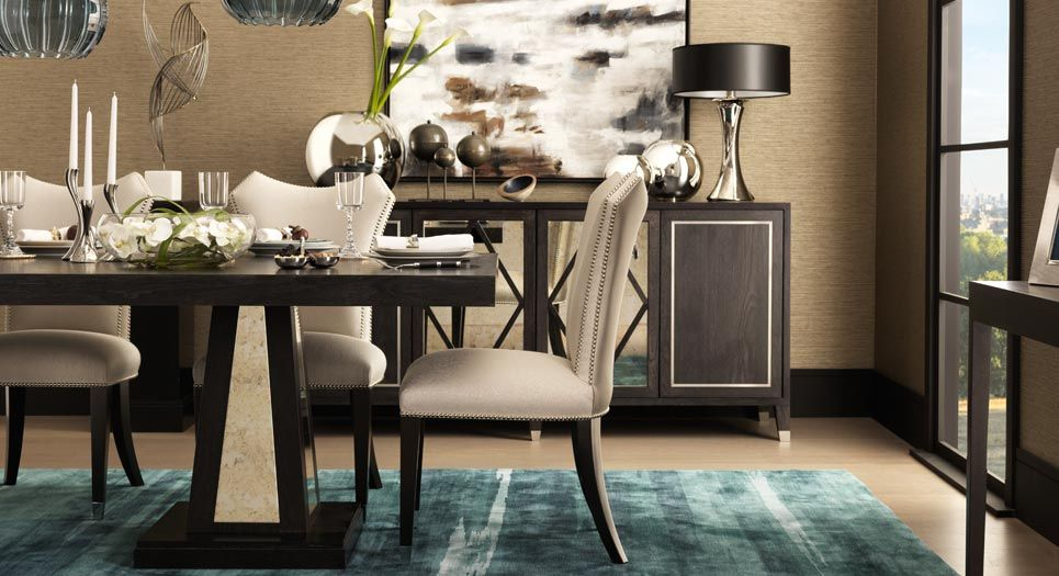 Sexy Dining Room Inspirations For Your Future Home  Feel The Pleasing Luxury Dining Room Furniture 2018