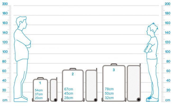 30kg Luggage Bag Size Google Search