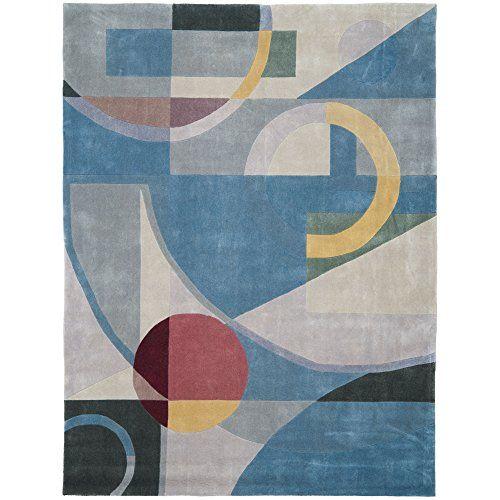 Safavieh Rodeo Drive Collection Rd845b Handmade Wool Area Rug 6 Feet By 9
