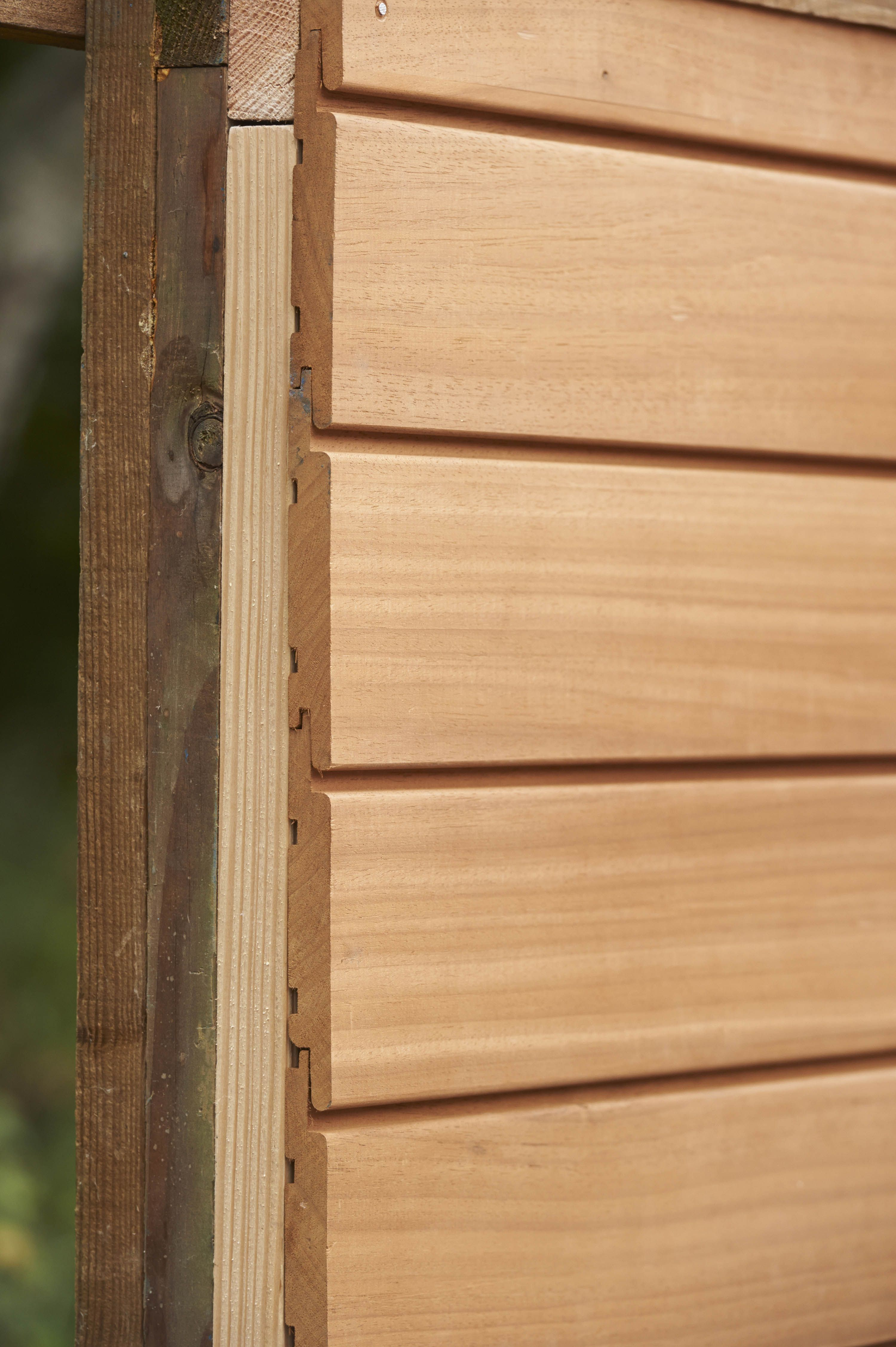 Natural Cladding By Russwood Is A Thermally Modified Hardwood Timber Cladding For Exteriors