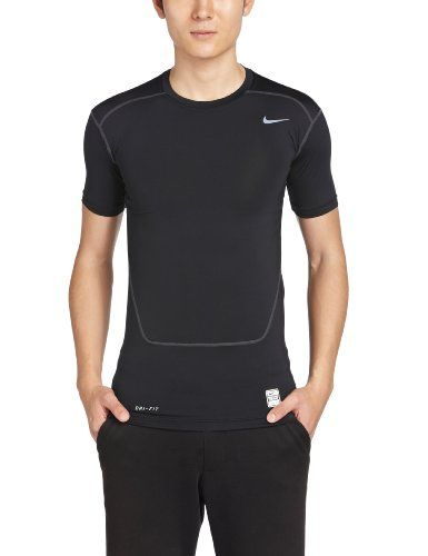 982ce371f8903 NIKE Nike Mens Core 2.0 Compression Short Sleeve Ss Top. #nike ...