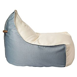 classy bean bag chairs chair design inspiration in aqua ivory to blend little kid seating into your decor newport lounger serena lily