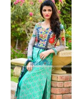 Charlotte Exclusive Collection 2015 By Lakhany Silk Mills
