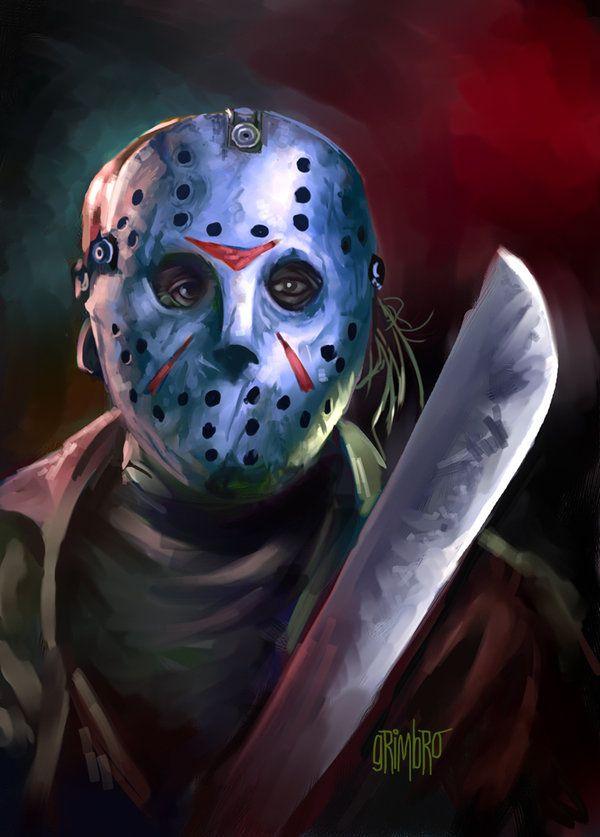 Jason Voorhees by Grimbro