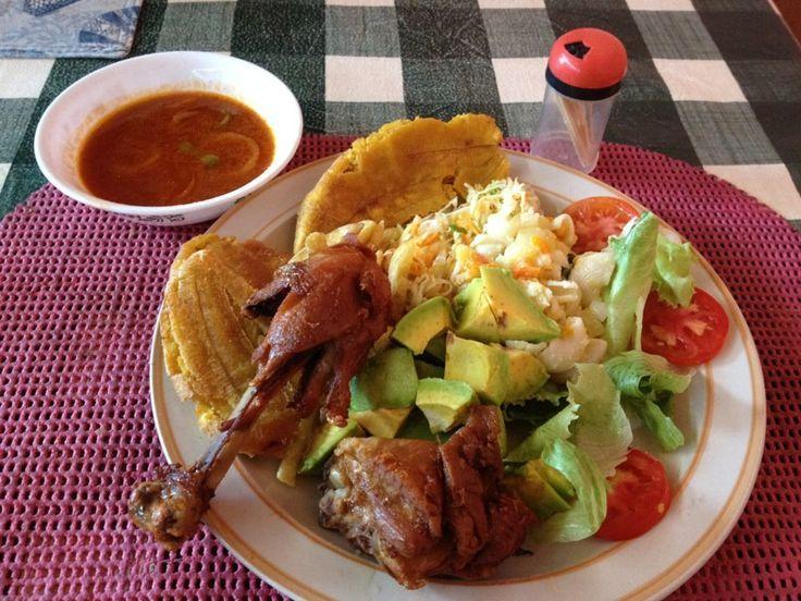 haitian culture | Haitian Lunch.
