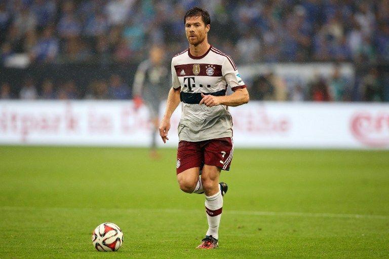 Xabi Alonso Signs For Bayern Xabi Alonso Bandar Bayern