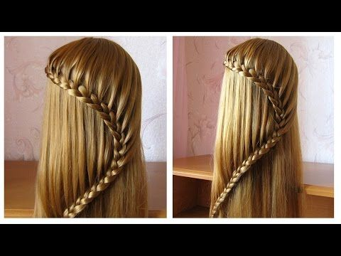 13++ Coiffure facile cheveux long youtube des idees