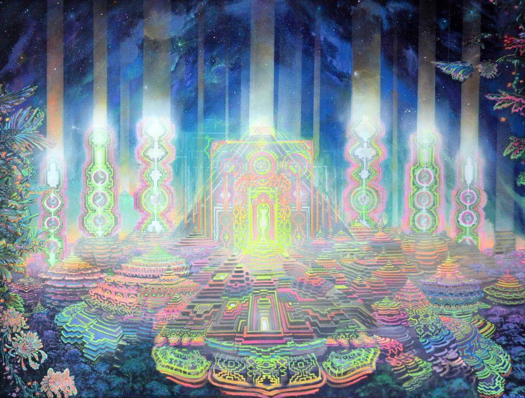 Cosmic Fantasy Fractal Blacklight: Urbain-scape-jonathan-solter