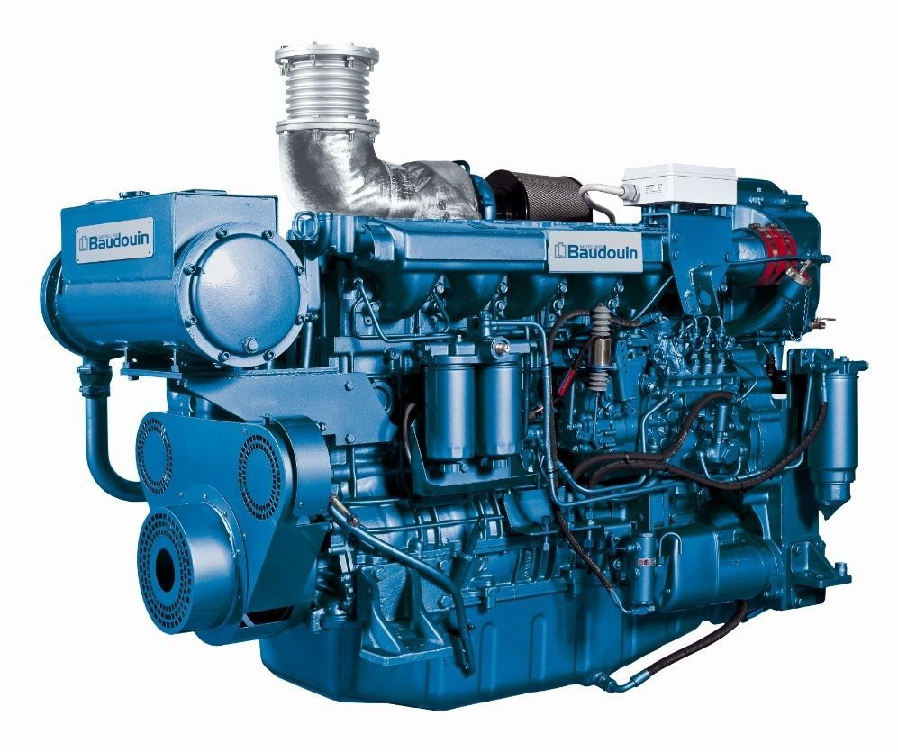 Baudouin 엔진