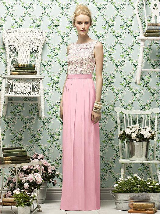 Lela Rose Bridesmaid Dress LR182 | Pinterest