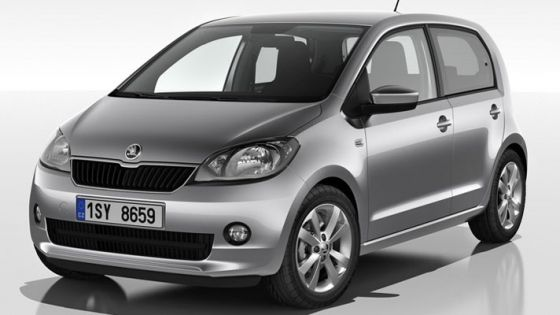 Skoda Citigo Masina De Oras Perfecta City Car Car Car Hd