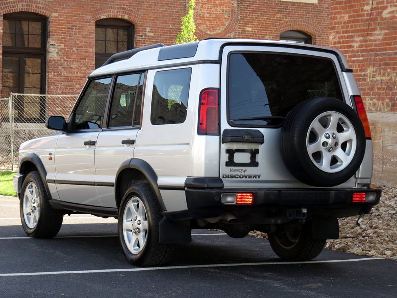 2004 Land Rover Discovery Pictures Cargurus Land Rover Land Rover Discovery Land Rover Discovery 2