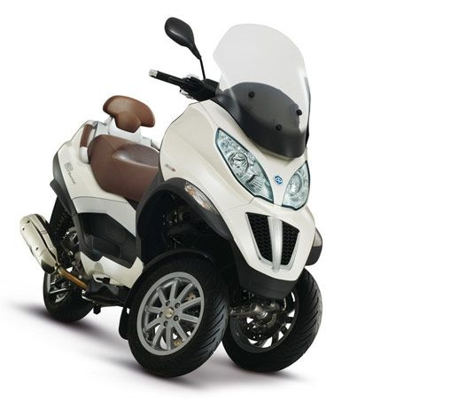 Piaggio MP3 LT 500cc | Motorcycle Smiles | 3 wheel scooter