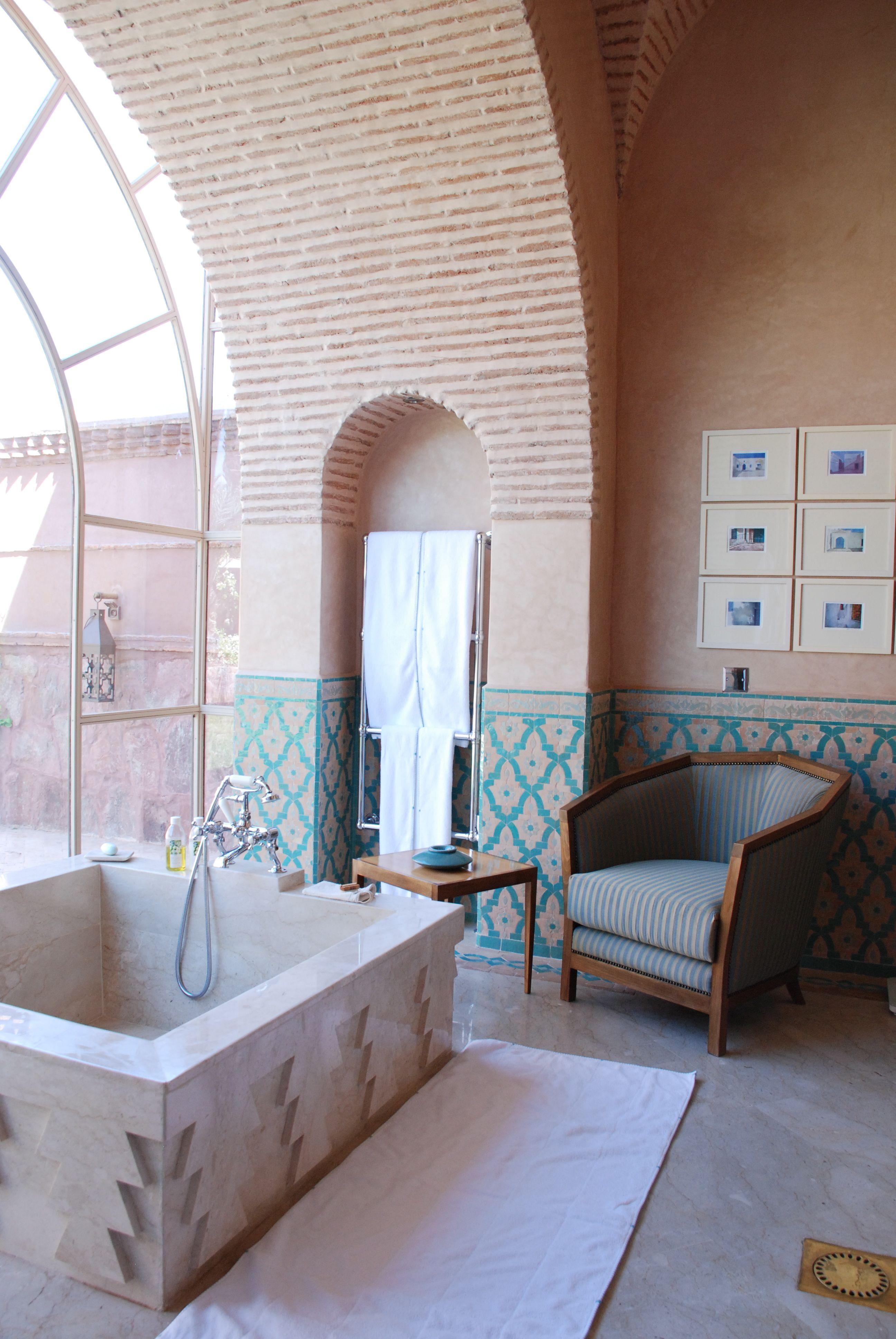 Zellige Salle De Bain Marrakech Deco Salle De Bain Wc