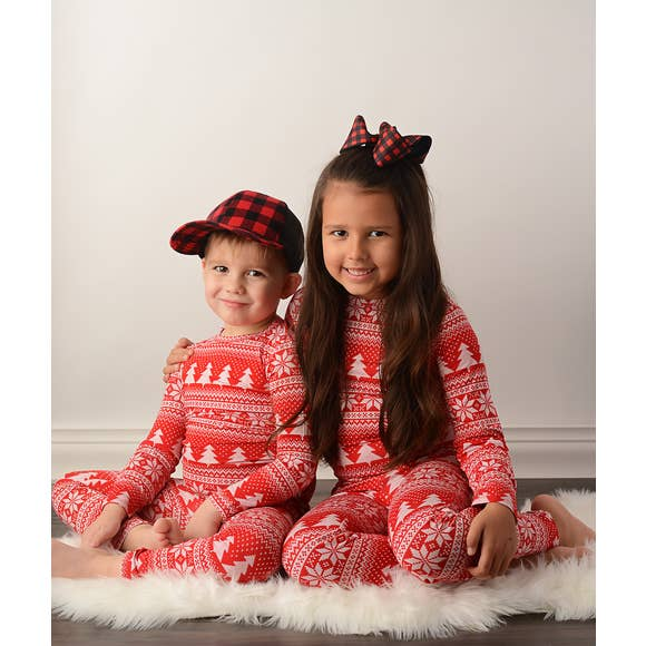 Boutique Clothing Holiday Girls Christmas Santa Outfit Set Red//White 6