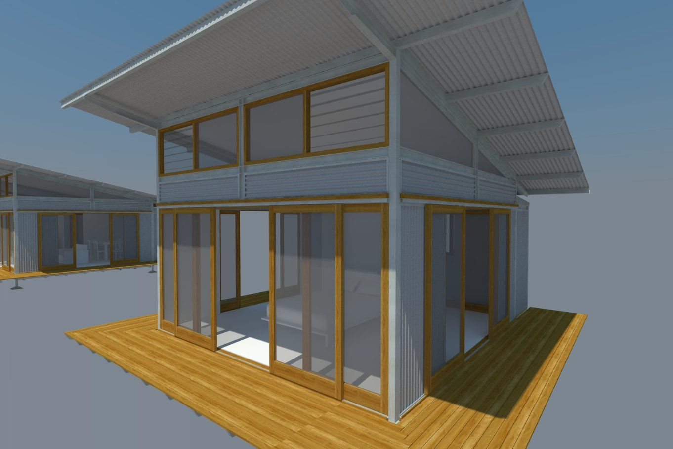 Mono Pitch Roof Shed Plans Modern House