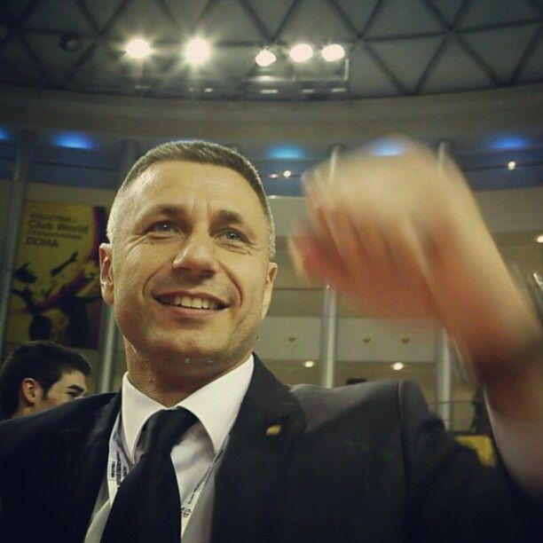 Il sorriso di Rado #visittrentino #trentinodiatec #volleyball @visittrentino #trentinovolley