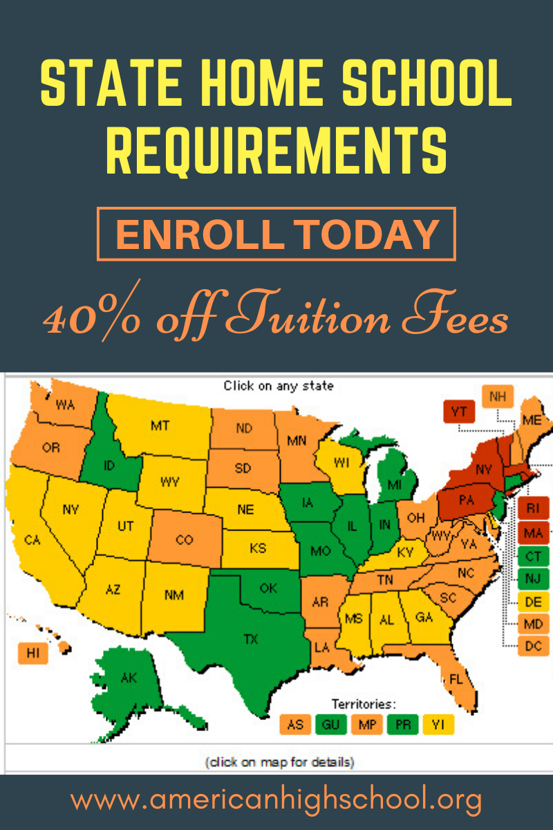 Homeschooling is legal throughout the United States. Each