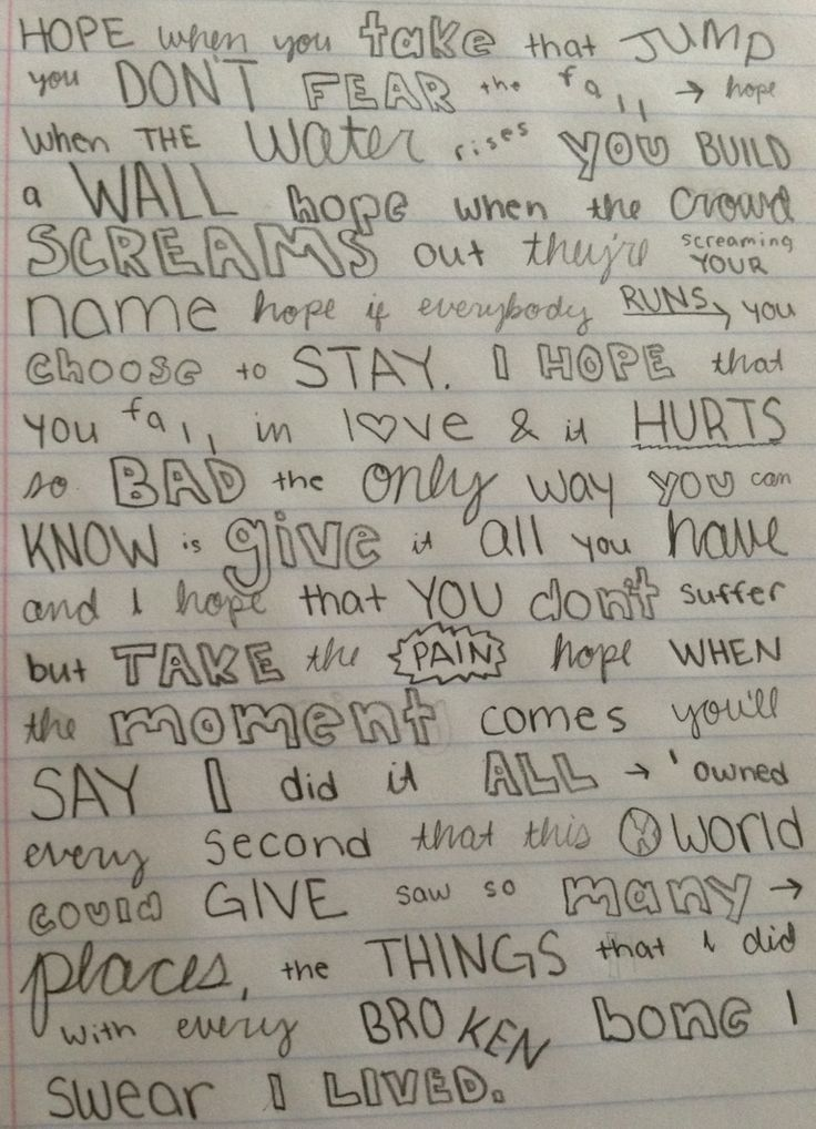 Lyric puzzle pieces lyrics : i lived onerepublic - Google Search | A 2016 important lyrics to ...