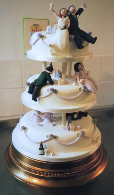 wedding cake funny wierd cakes wedding cake cakes 22749
