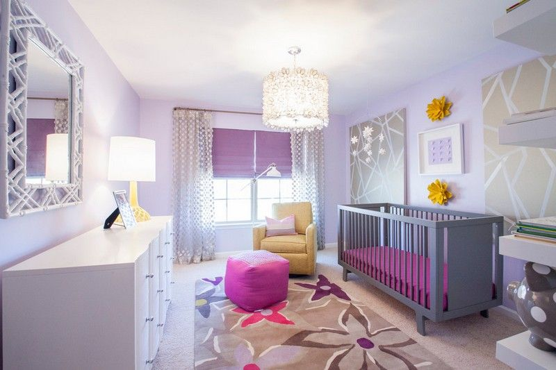 Wunderbar Babyzimmer Einrichten U2013 50 Süße Ideen Für Mädchen #babyzimmer #einrichten  #ideen #madchen