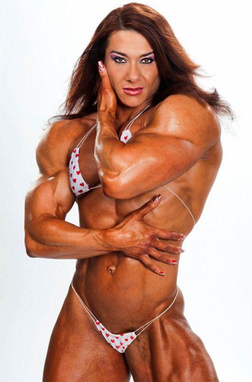 Tumblr sexy muscle women