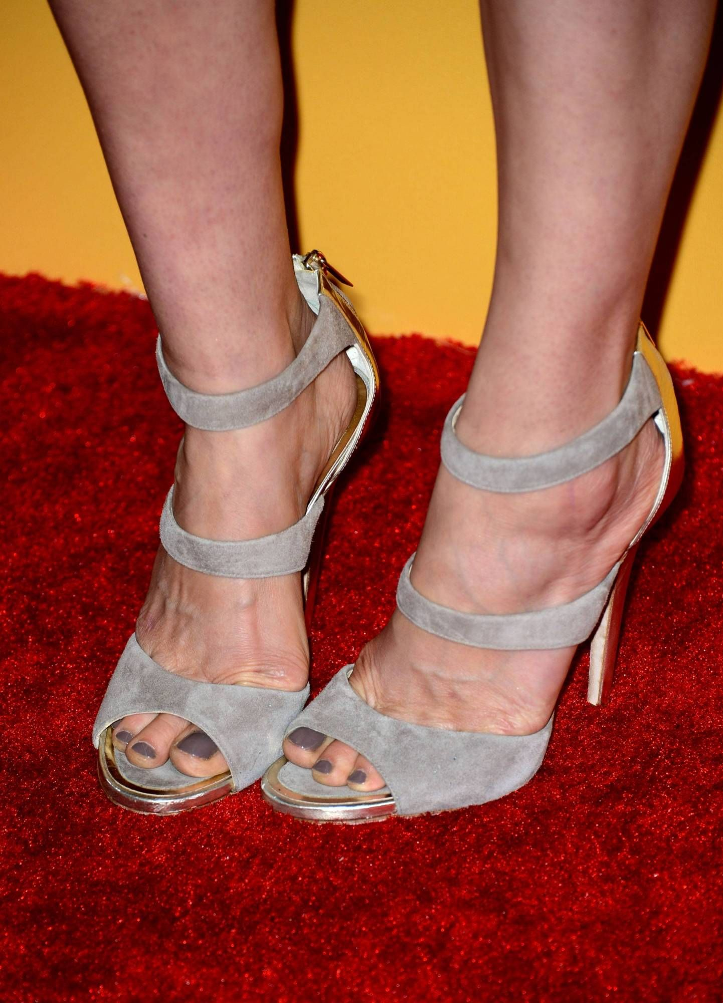 Cobie Smulders Wikitoes Celebrity Toe Close Ups