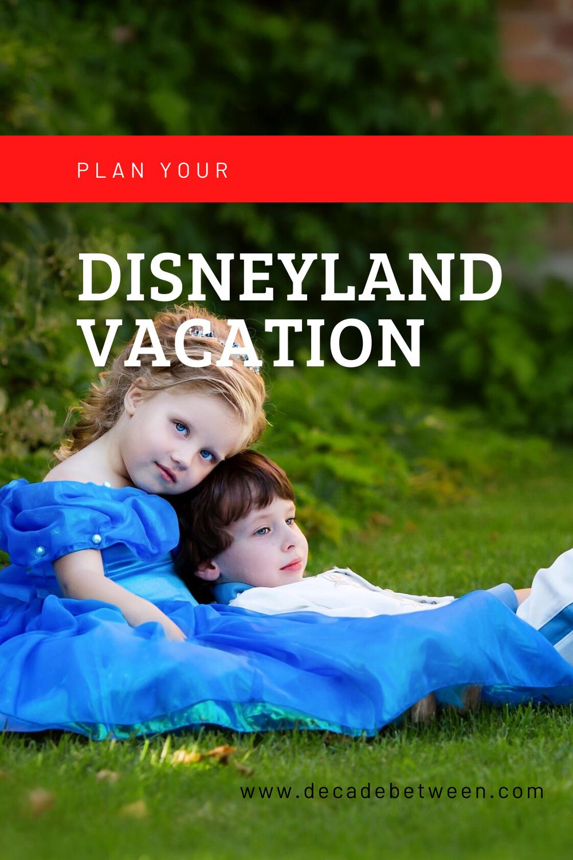 Disneyland Vacation in 2020 Disneyland vacation