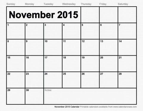 Free Printable Calendar Free Printable Calendar November August