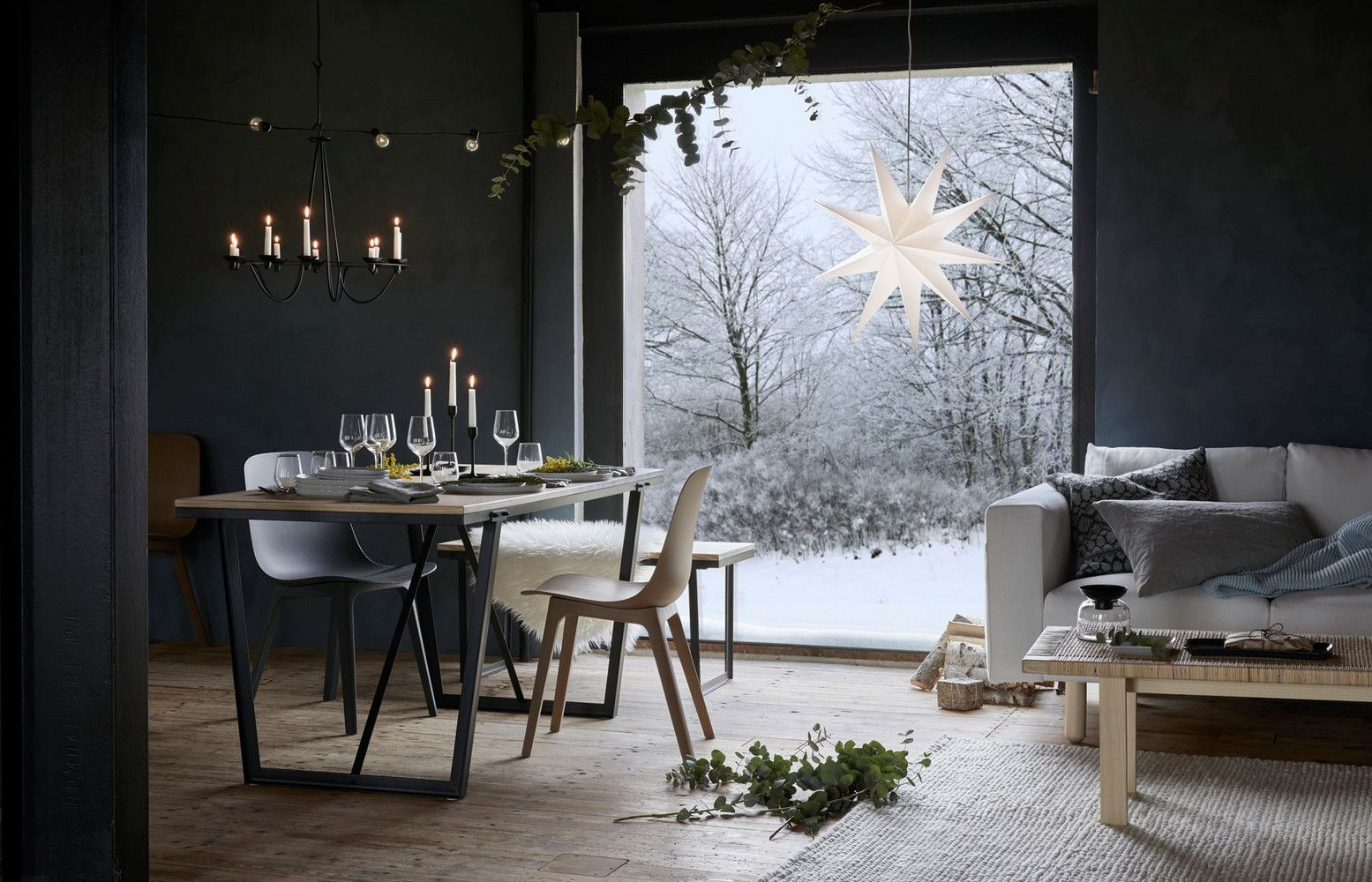 Scandinavian Christmas Decor - Swedish Ornaments Design ...