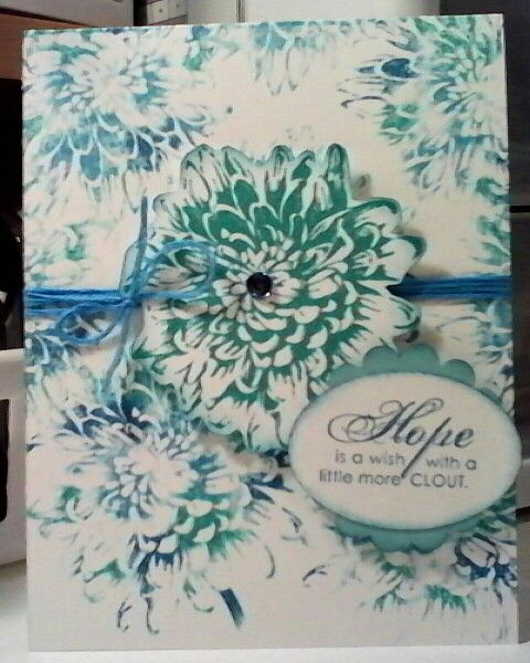 Blooming with Kindness / Stampin Up / Karen Comers Cards