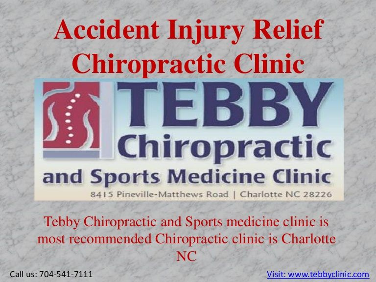 when choosing the chiropractor for the treatment of whiplash or neck