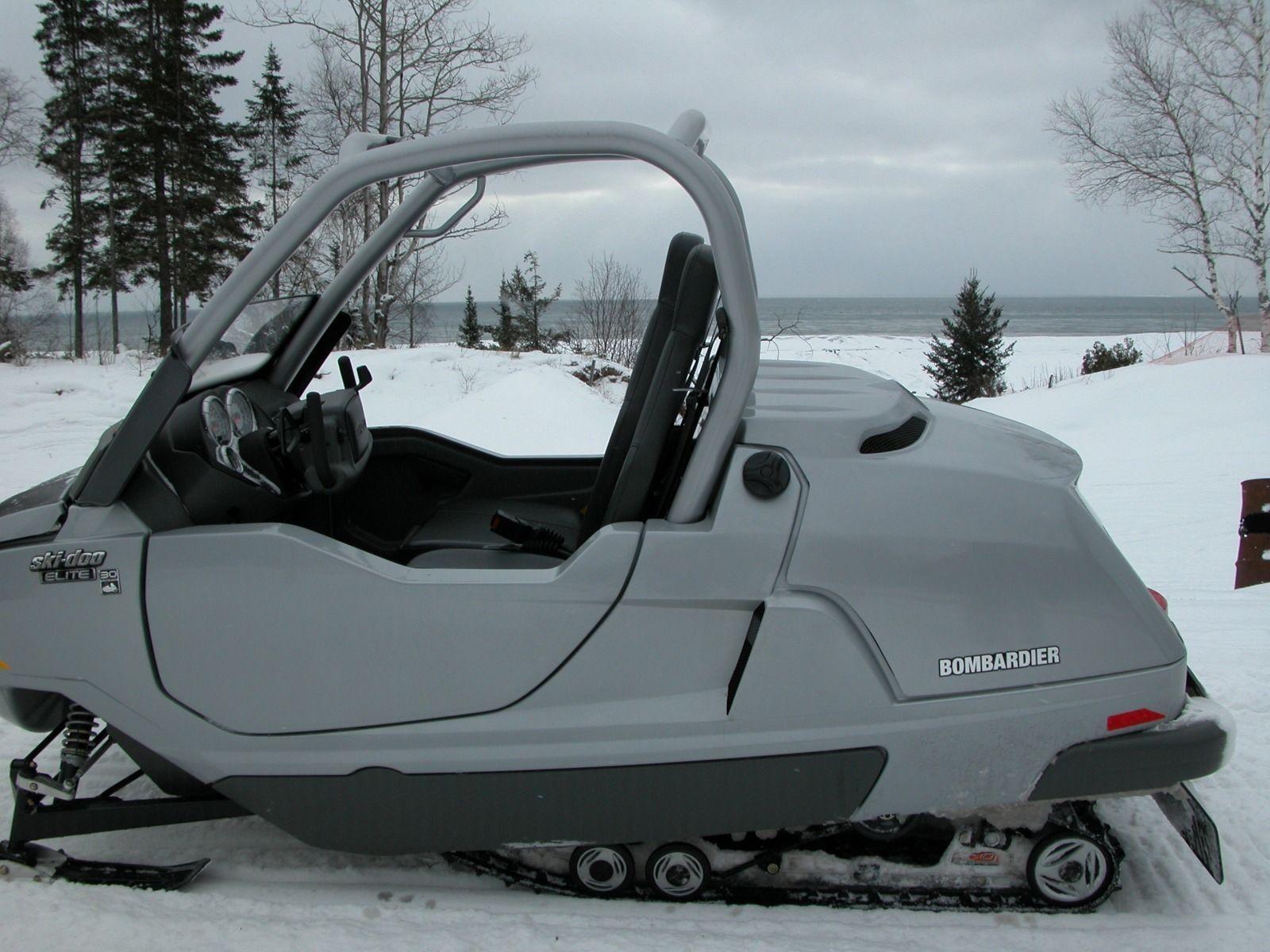 2004 Ski-doo ELITE   Fitness   Snow vehicles, Skiing, Sled