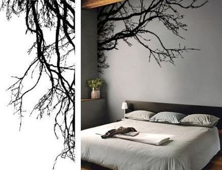 Tree Branches Wall Decal & Tree Branches Wall Decal | Decor ideas | Pinterest | Wall decals ...