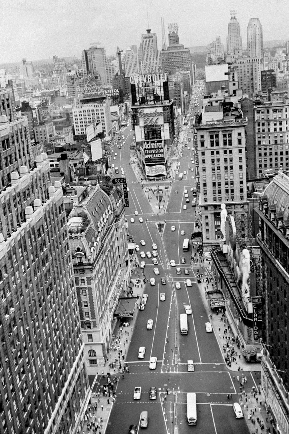 What New York City Looked Like the Year You Were Born
