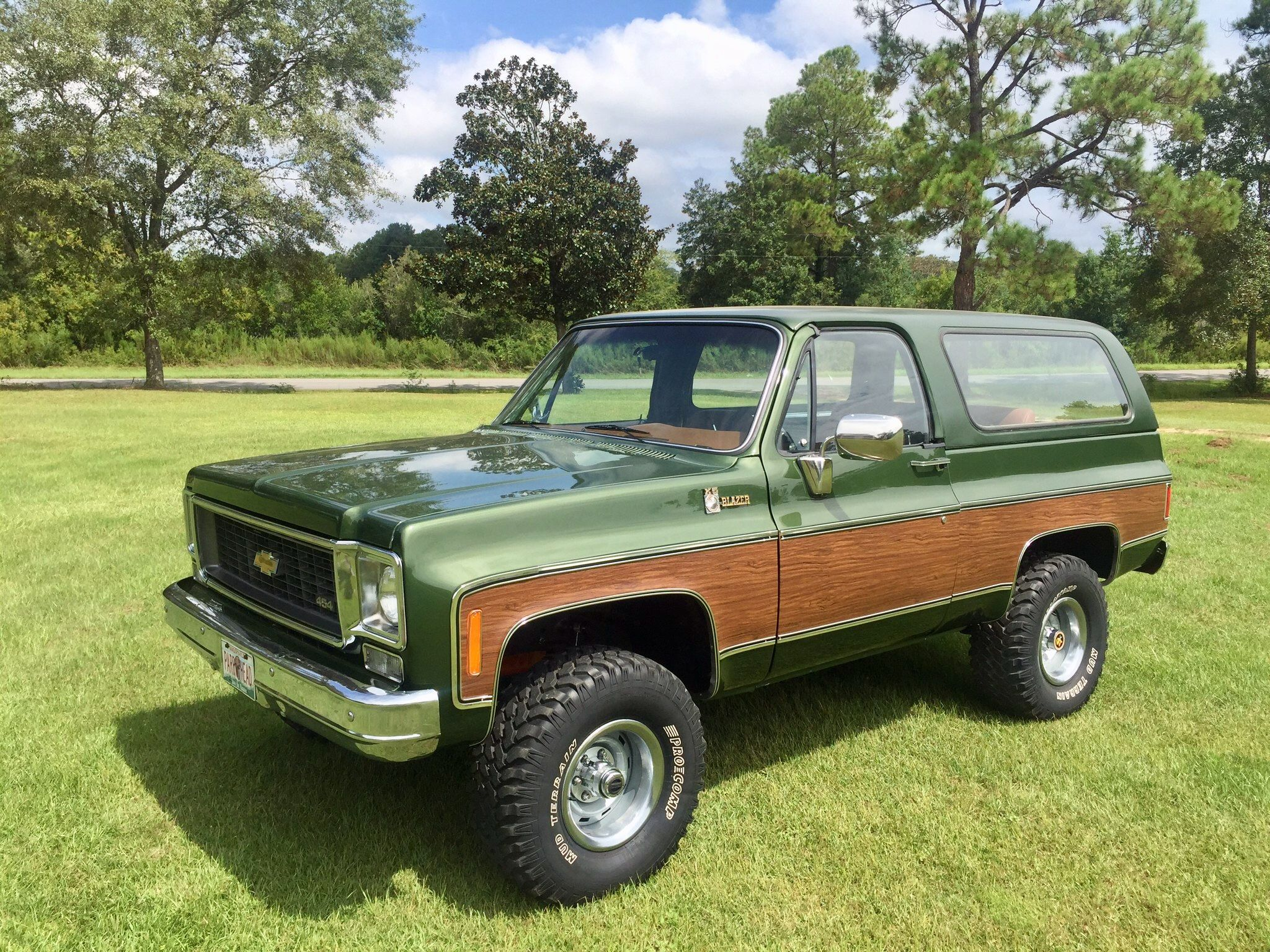 1973 K5 Chevy Blazer Chevy Pickup Trucks Chevy Trucks