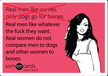 Putting Others Down Won T Make You Feel Any Better Feminism Body Shaming Real Women