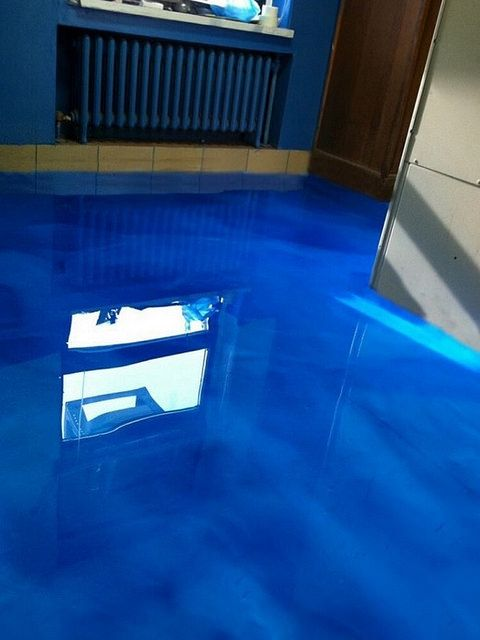 Blue Marble Epoxy Contractor Raleigh Nc North Carolina